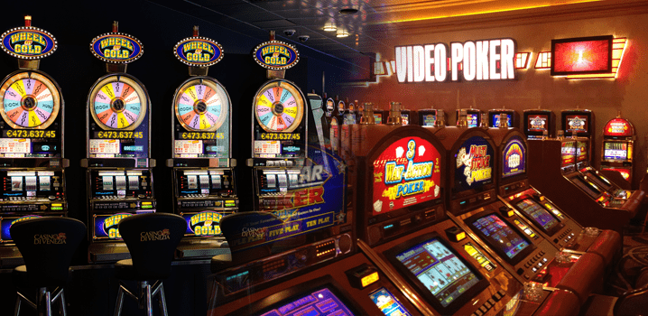 video poker vs machines a sous