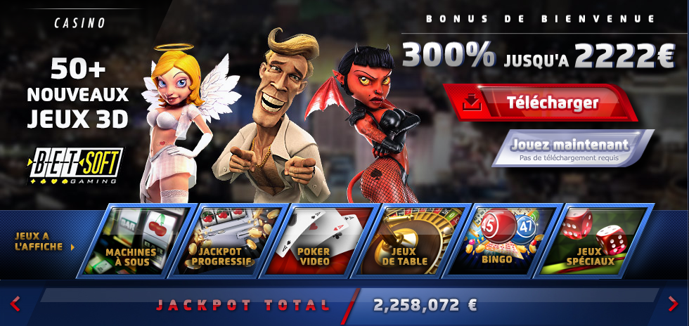 casino play2win avis