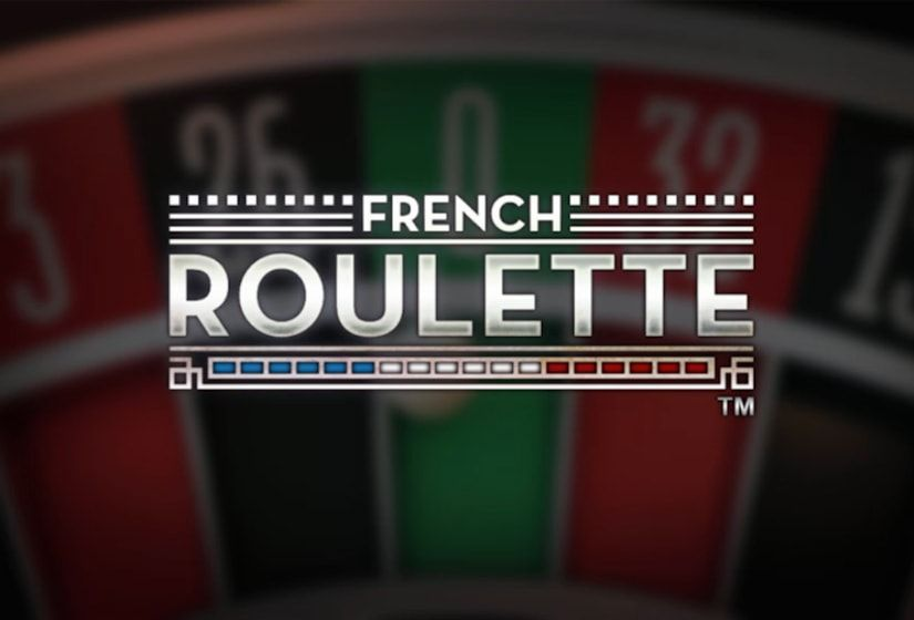 the french roulette netent