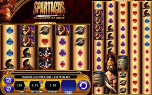 spartacus interface