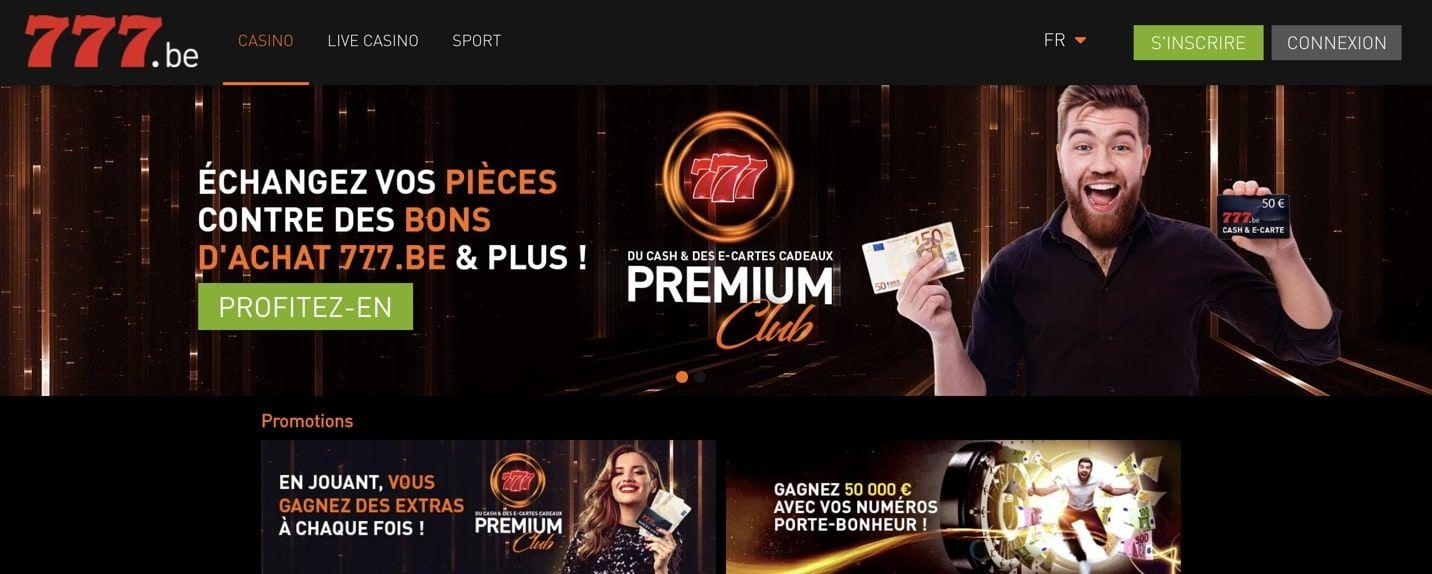 bonus casino777